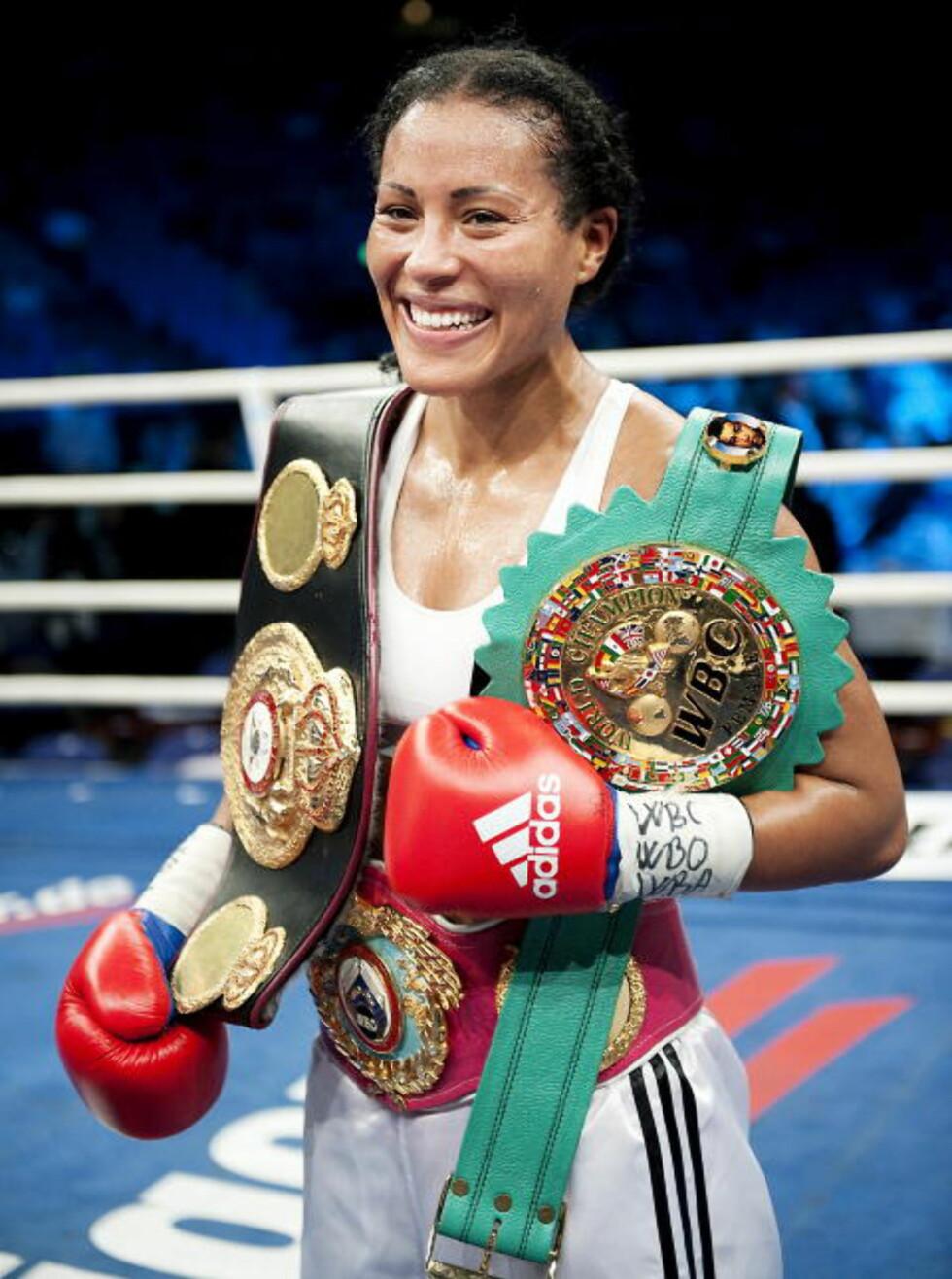 : WBA, WBC og WBO. Foto: Benjamin A. Ward / Dagbladet