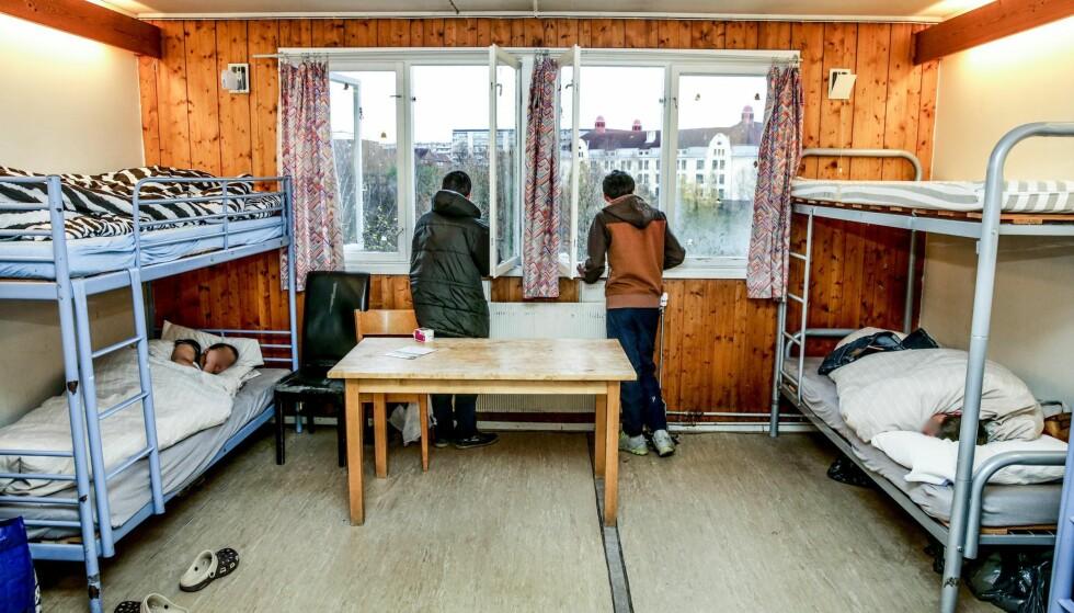 Svekkes: Det er sendt ut et forslag om å redusere standarden på omsorgssentrene hvor de enslige mindreårige asylsøkerne bor, skriver Christian Lomsdalen. Foto: Stein J. Bjørge / Aftenposten / NTB Scanpix.