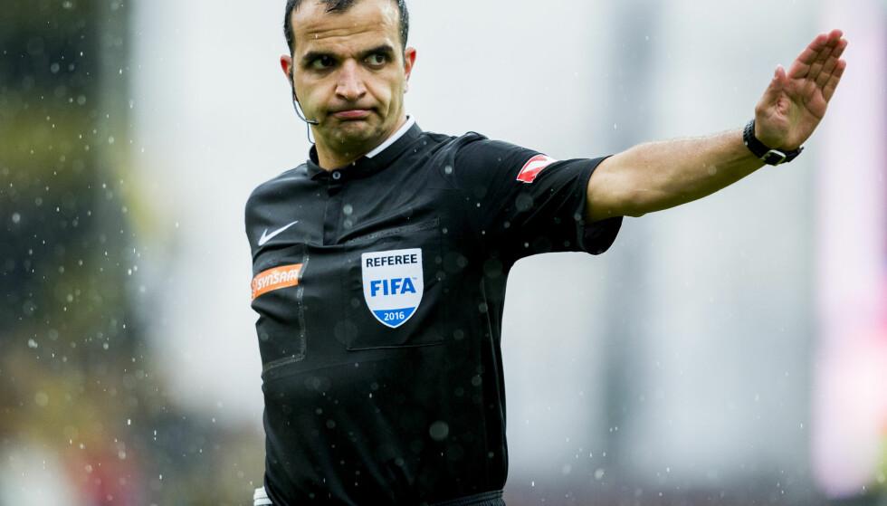 STRID: Norges Fotballforbund (NFF) har etter fornyet vurdering besluttet å trekke seg fra rettsmeklingen med dommeren Svein-Erik Edvartsen.   Foto: Vegard Wivestad Grøtt / NTB scanpix