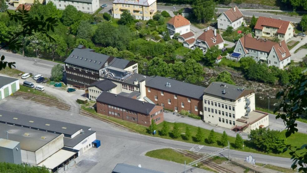 <strong>ELEVSTREIK:</strong> Mange elever er borte fra skolen ved Rjukan videregående i dag, på grunn av utilregnelig oppførsel fra lærere.