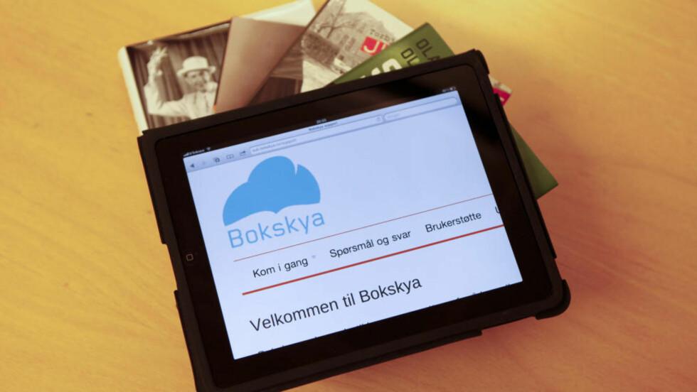 GLEMT? Ebøkene blir viet lite oppmerksomhet i den nye rapporten om norsk litteratur. Det misliker den norske bokbransjen. Foto: Marianne Løvland / Scanpix