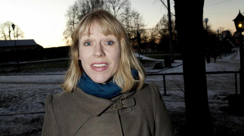 SVINGER PISKEN: Kulturminister Anniken Huitfeldt har tatt fast grep i litteraturpolitikken. Foto: Anita Arntzen / Dagbladet