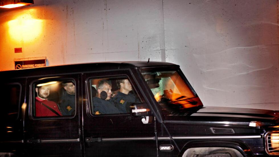 VAR I HVITERUSSLAND: Anders Behring Breivik. Foto: Nina Hansen / Dagbladet