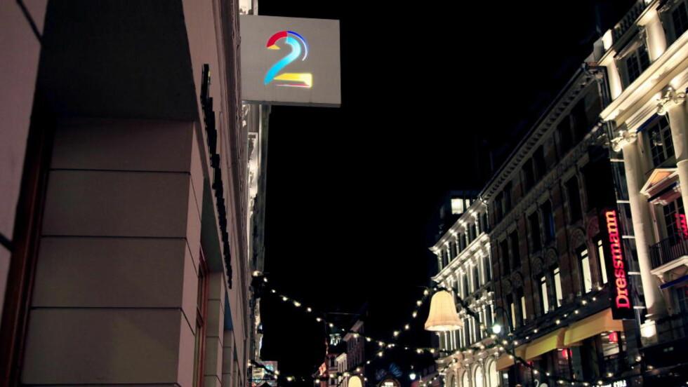 SELGES: Mandag bekreftes det at A-pressen selger sine aksjer i TV 2 til Egmont. Foto: Jacques Hvistendahl
