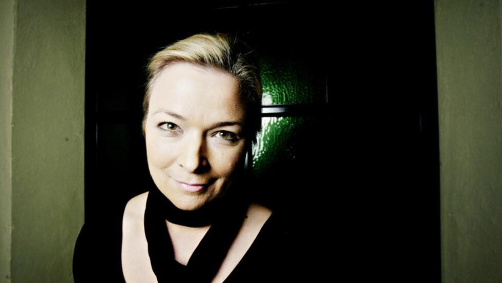 VANVITTIG GODT: Den danske forfatteren Helle Helle har tidligere vært nominert til Nordisk Råds Litteraturpris. Hun burde få prisen for sin nye bok, mener anmelderen.  Foto: KRISTIAN RIDDER-NIELSEN / Dagbladet