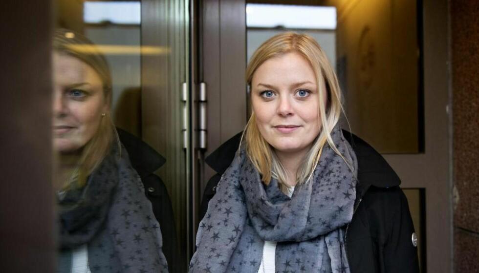 FLEKSI: Tina Bru er leder for Høyres kvinneforum. Foto: NTB Scanpix