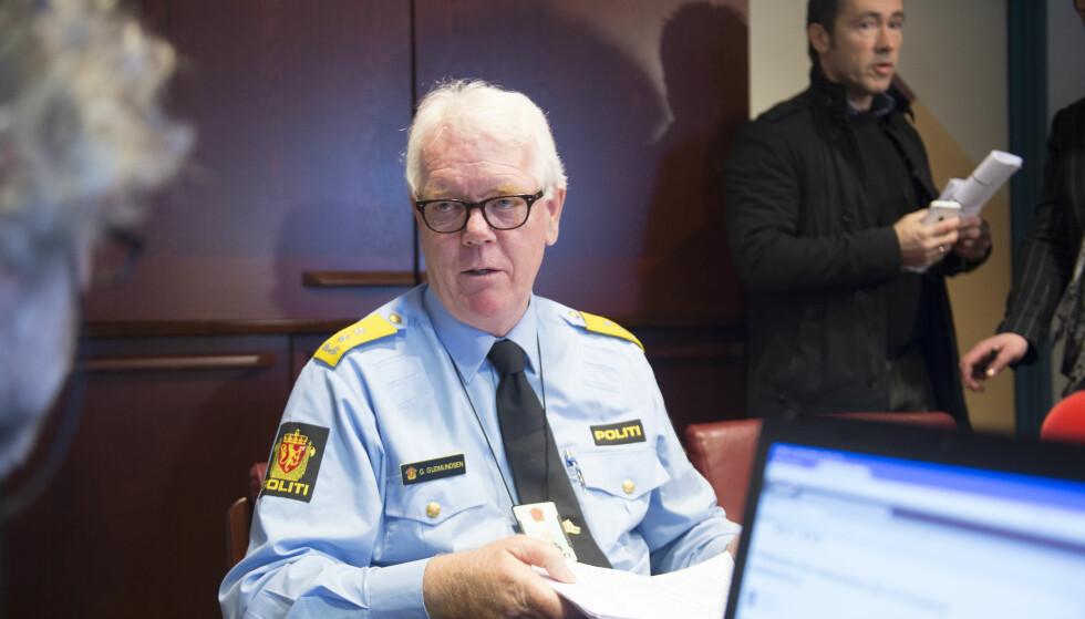 FÅR TOPPJOBB: Tidligere politimester i Hordaland, Geir Gudmundsen, får prestisjejobb i Interpol, ifølge Politiforum. Foto: Marit Hommedal / NTB scanpix