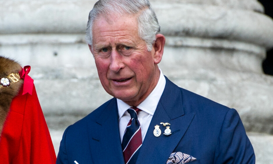 LIVREDD: Ifølge forfatteren Ingrid Seward som skriver biografien om prins Charles, var prinsen livredd for å bli skutt, som hevn etter Dianas død. Foto: Polaris /NTB Scanpix.