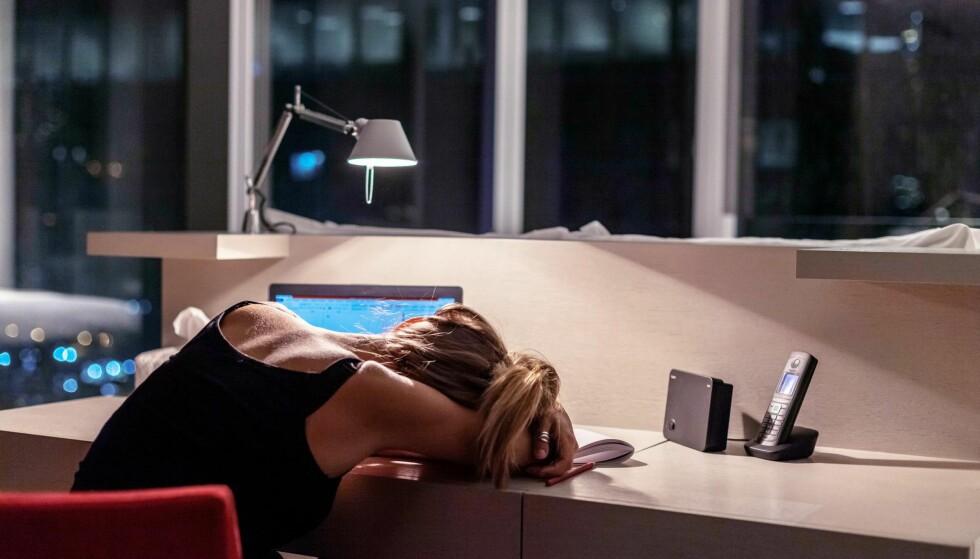 Tungt: Konsekvensene for unge rammet av ME er ikke bare tapt ungdomstid. Hele familier ligger nede når et barn blir liggende på et mørkt rom, skriver kronikkforfatteren. Foto: Fulltimegipsy / Shutterstock / NTB Scanpix.