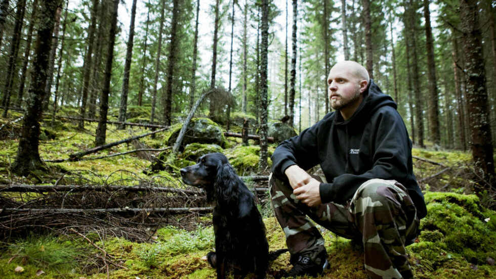 Kristoffer (34) lurte Norge til å tro han bodde ett år i