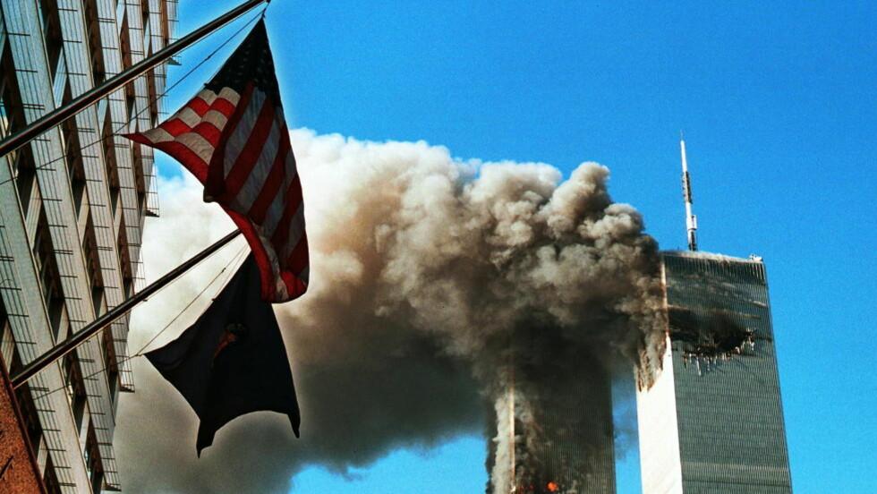 MOSSAD VISSTE: «De fem ble sluppet etter press ovenfra», skriver artikkelforfatteren om fem israelere som ble mistenkt, men så sluppet løs i tiden etter 11. september 2001. Foto: Craig Allen/Getty Images