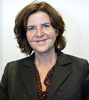 POSITIV: Likestillings- og diskrimineringsombud, Hanne Bjurstrøm, mener at statsråden viser at det er mulig å kombinere karriere og familieliv. Foto: NTB scanpix