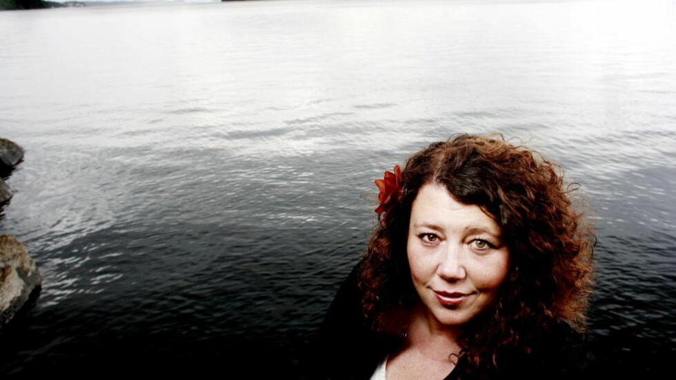 Ble mobbet: Kristin Oudmayer fikk hele tiden høre at hun var annerledes. Det skulle ikke mye til for å skille seg ut da hun vokste opp. Foto: Kristin Svorte