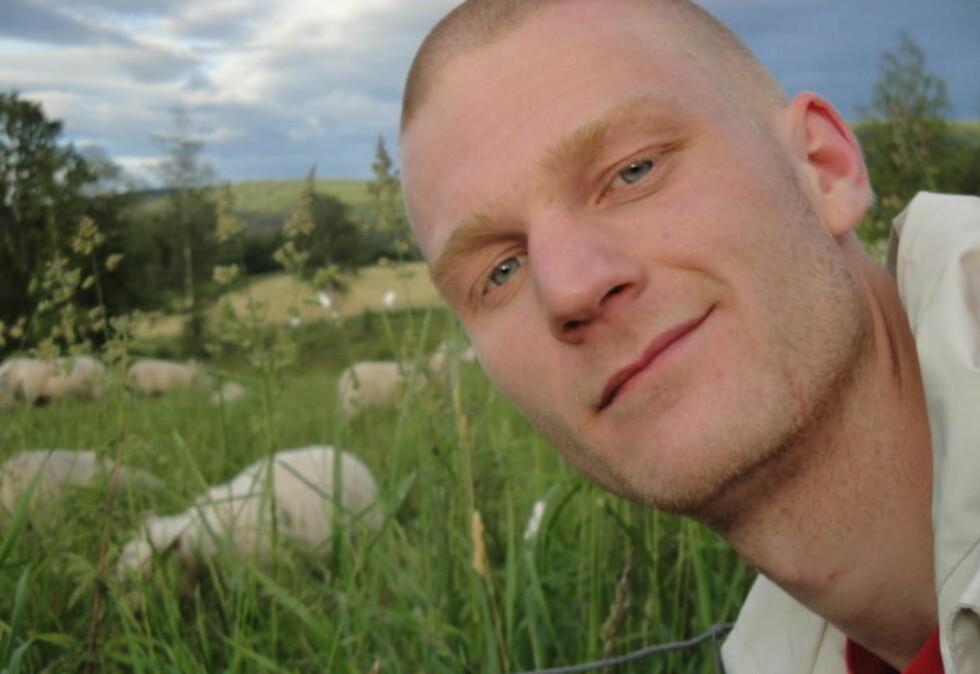 DREPT:  Hans Rickard Strømner har vært savnet siden juli, men politiet bekreftet i dag at det er han som ble funnet død på Klemetsrud. Foto: PRIVAT