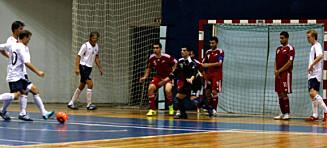 Futsallandslaget til neste runde i VM-kvalik