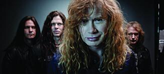 Passe skakkjørt Megadeth