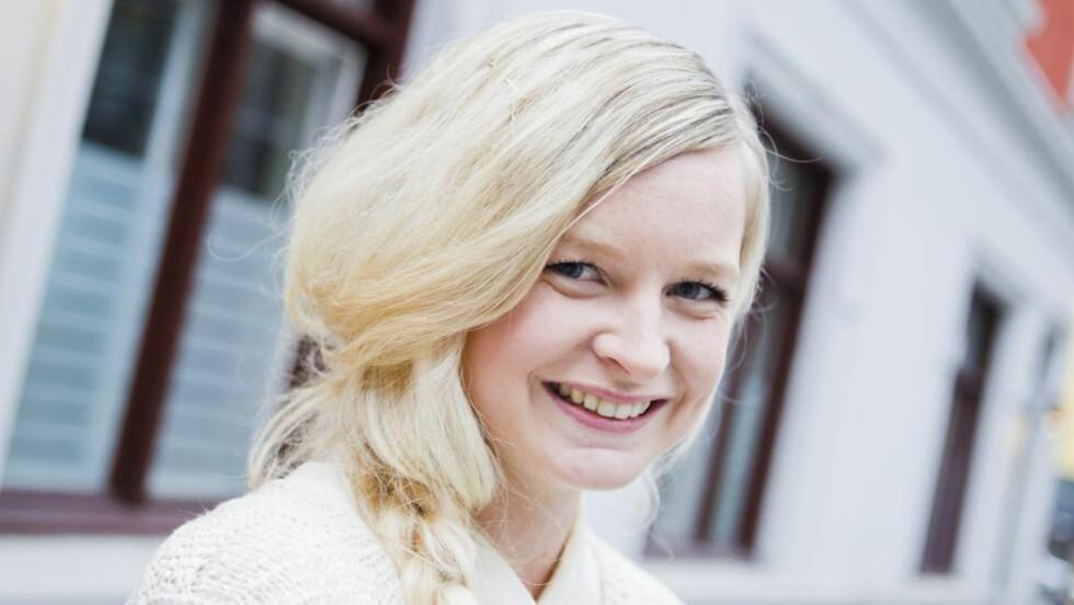 OVERRASKET: Da Schibsted Forlags jury for romankonkurransen leste Ida Løkås' innsendte manus, var de sikre på at hun var en etablert, mannlig skribent, grunnet stilen og tematikken. Foto: Berit Roald / Scanpix