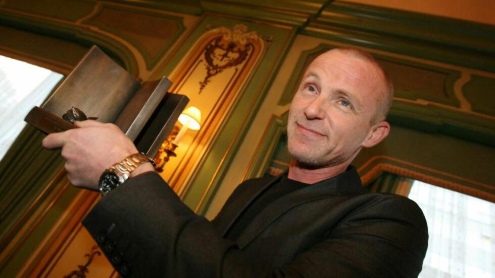 GJENGANGER: Jo Nesbø har fått Bokhandlerprisen to ganger før, sist i 2007 (bildet). Nå er han nominert igjen, sammen med en rekke andre tungvektere. Foto: SCANPIX