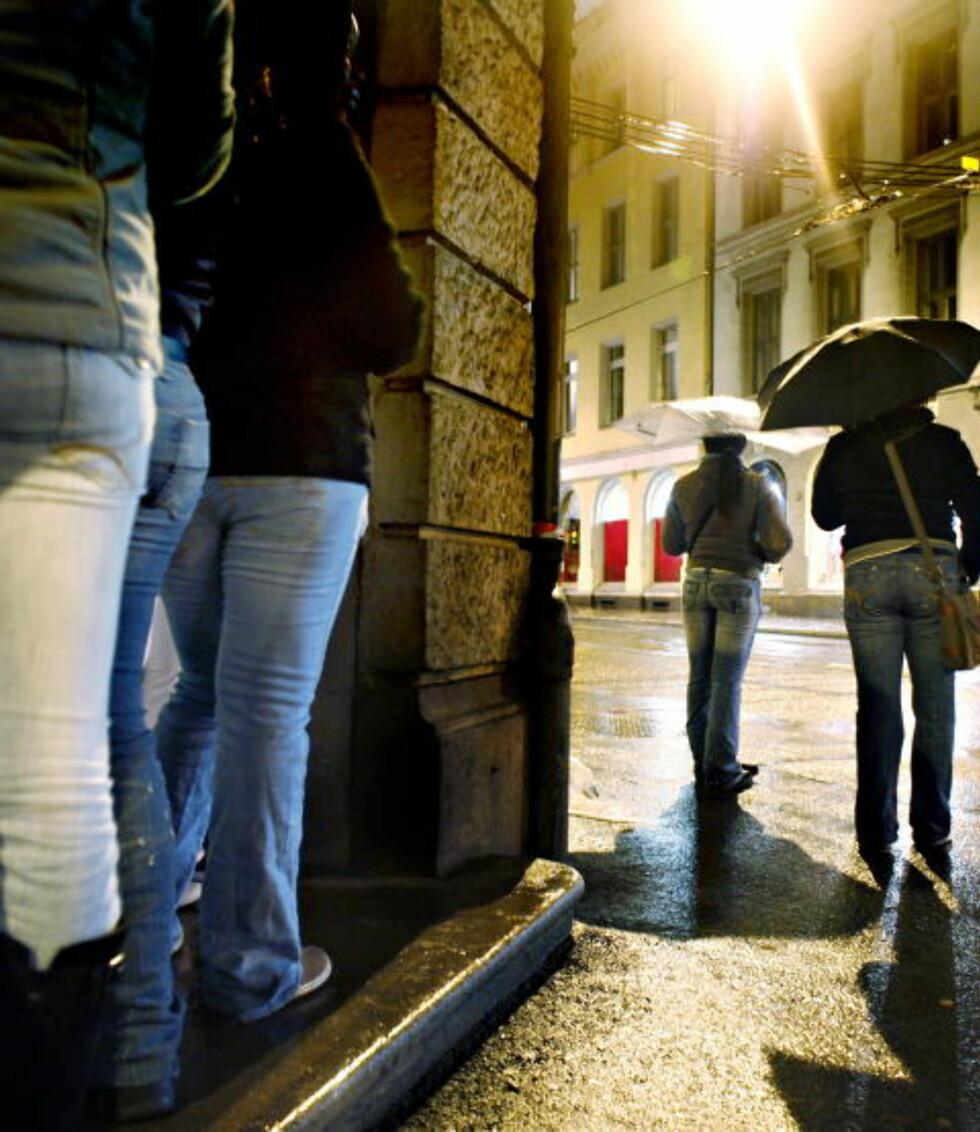 <strong>FINANSKRISA PÅVIRKER:</strong> I Oslo er Pro Senteret blitt kontaktet av 17 prosent flere kvinner i år, sammenliknet med i fjor. Foto: Frank Karlsen / Dagbladet