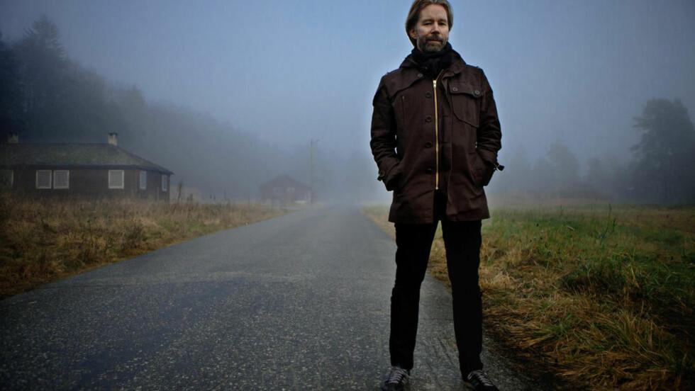 STOREBOREN:  Yngve Knausgård (46) er blitt Norges mest kjente storebror gjennom Karl Ove Kansugårds bokserie «Min Kamp». Nå er han glad prosjektet går mot slutten.