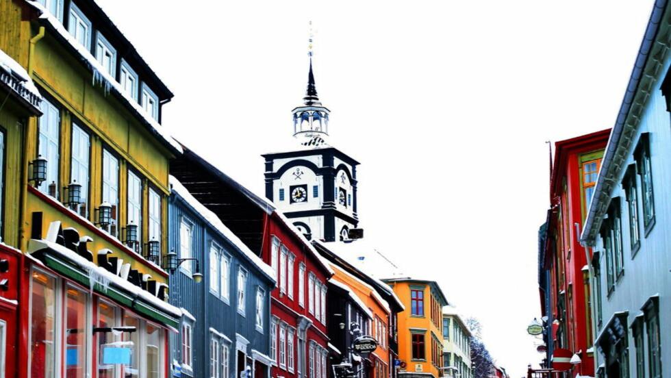VINNERBY: Røros er kåret til beste «destinasjon» under den internasjonale prisutdelingen «Virgin Holidays Responsible Tourism Award.» Foto: NINA RUUD