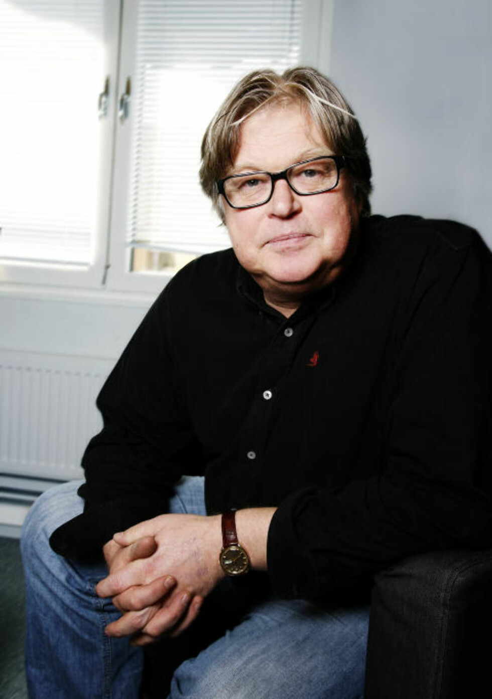 STERKE MENINGER: Rektor Trond Blindheim ved Markedshøyskolen. Foto: mh.no