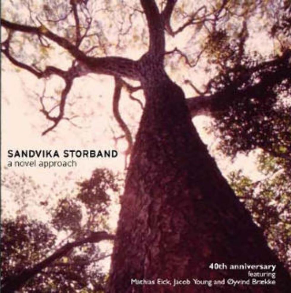 SANDVIKA STORBAND: Album nr 11, og kanskje det beste til nå.