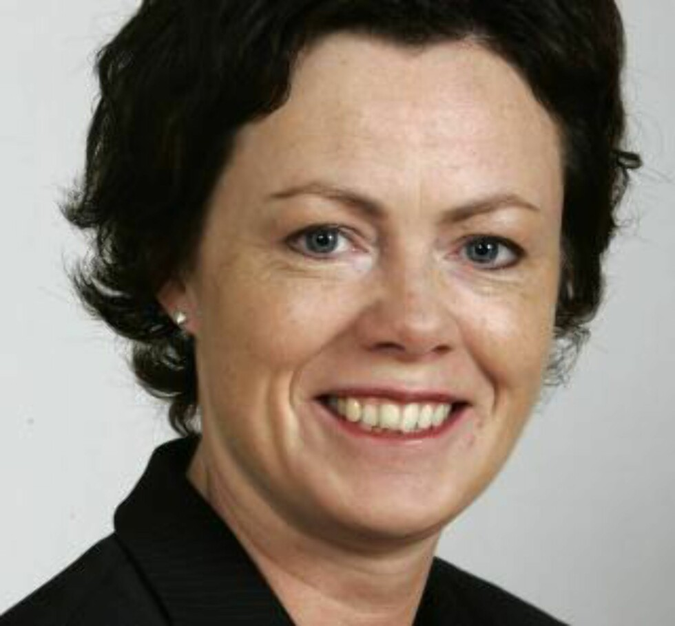 IDIOTI: Fremskrittspartiets familiepolitiske talsperson, Solveig Horne. Foto: Scanpix