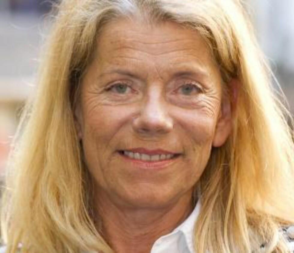 - BEVISST PÅ SPRÅKET: Barnehageleder Lotta Rajalin. Foto: Fredrik Sandberg / AP / Scanpix