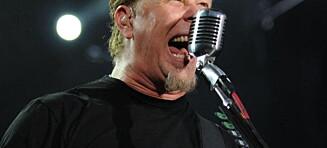 Metallica i hundre på thrash-fest