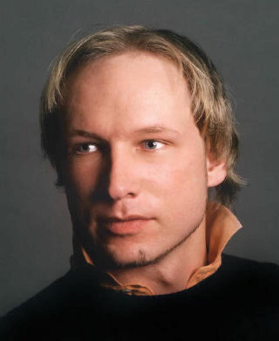 MISTENKT: Anders Behring Breivik er mistenkt for å stå bak bombeeksplosjonene i Oslo og skytingen på Utøya i går.