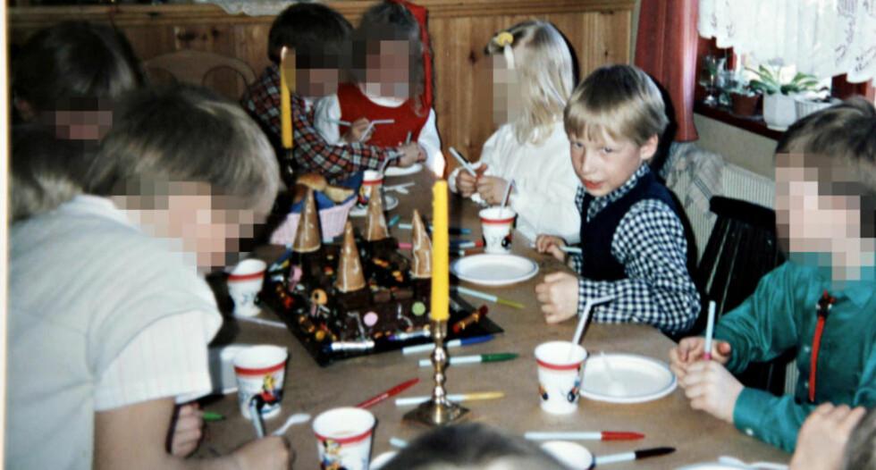 UFATTELIG: Anders Behring Breiviks barndomskompis har vanskelig for å forstå at han har begått de grusomme handlingene. Foto: Privat