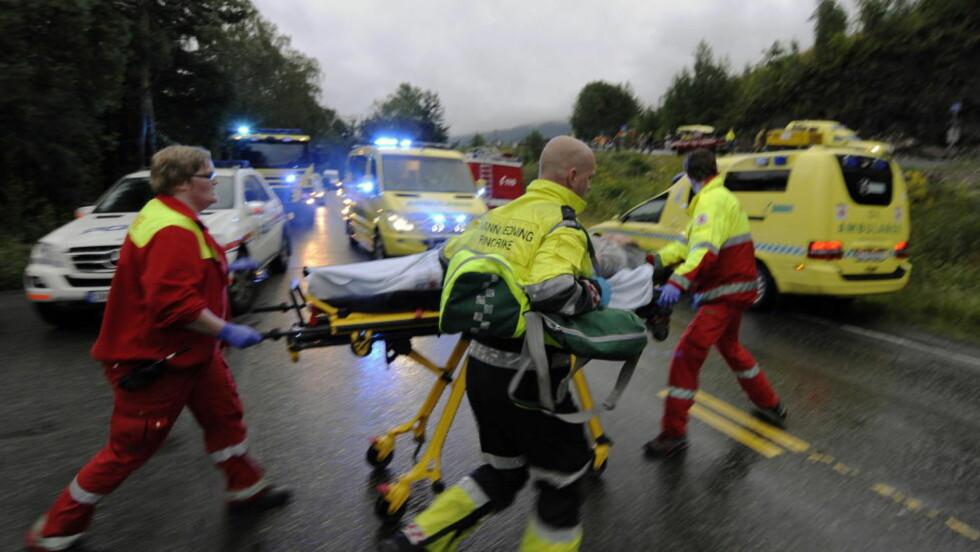 Sjefkirurg Colin Poole, som har behandlet flere av ofrene etter Utøya-skytingen, sier skuddskadene ikke likner på noe han har sett før.  Foto: Morten Edvardsen / Scanpix