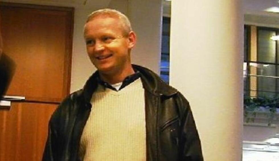 BLANT DE FØRSTE SOM BLE DREPT: Trond berntsen (51) trodde det ankom en væpnet politimann til øya for å skape trygghet. Raskt oppdaget han at målet til den forkledde politimannen var massedrap. FOTO: Bjørn Haakon Nilsen