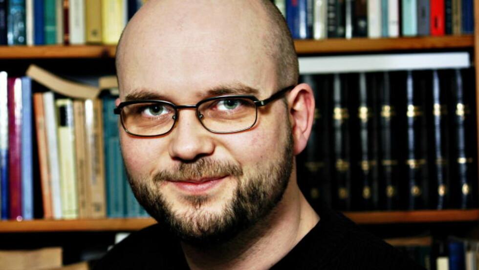 - DÅRLIG TENKT: Lars Fredrik Svendsen håper Anders Behring Breiviks manifest blir glemt fortest mulig, men mener vi likevel må forholde oss til det er så tett sammenvevd med massedrapet på 77 mennesker 22. juli. Foto: Nina Hansen/Dagbladet