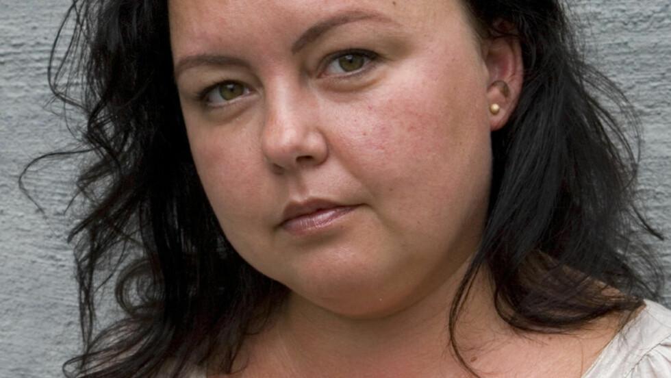 DRAPSTRUET: Bloggeren Margrethe Monika S Hansen mottokk en rekke drapstrusler etter at hun publiserte en serie artikler om det høyreekstremistiske miljøet i Danmark. Nå bor hun på hemmelig adresse. Foto: Truls Pedersen