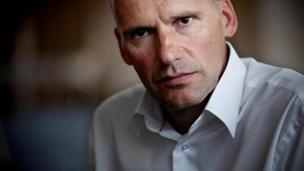 - I KRIG: Anders Behring Breiviks forsvarer, advokat Geir Lippestad, sier Breivik ikke ser på sitt eget liv som viktig. Ei heller familiens. Foto: Tomm W. Christiansen/Dagbladet
