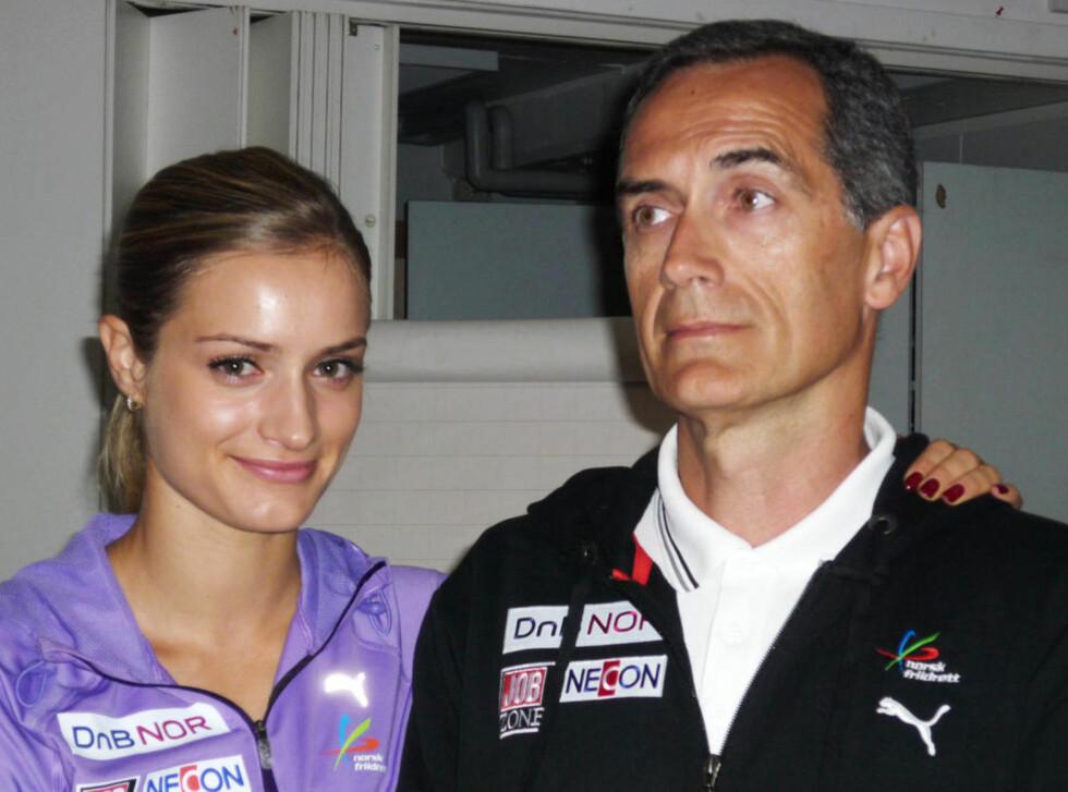 Østlandets Blad - Christina Vukicevic ikke til VM