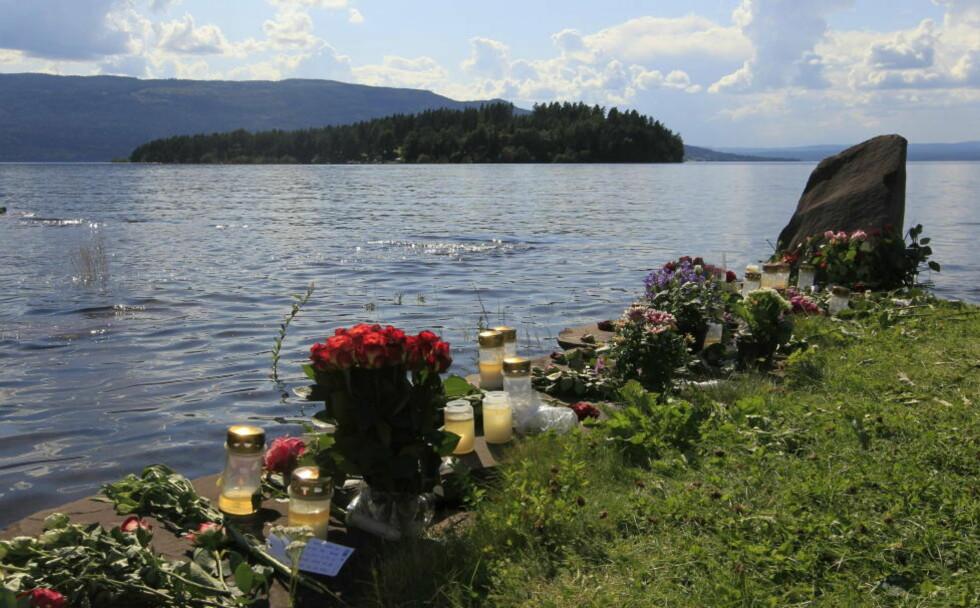 BRUKTE TO VÅPEN: Under massakren på Utøya hadde Anders Behring Breivik med seg to håndvåpen. Også det tredje våpenet 32-åringen er registrert med, er beslaglagt. Foto: TERJE BENDIKSBY / SCANPIX