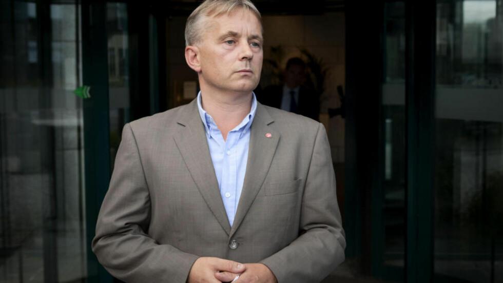 Oslo 01.09.2011. Justistminister Knut Storberget. Foto: Uffe Frandsen