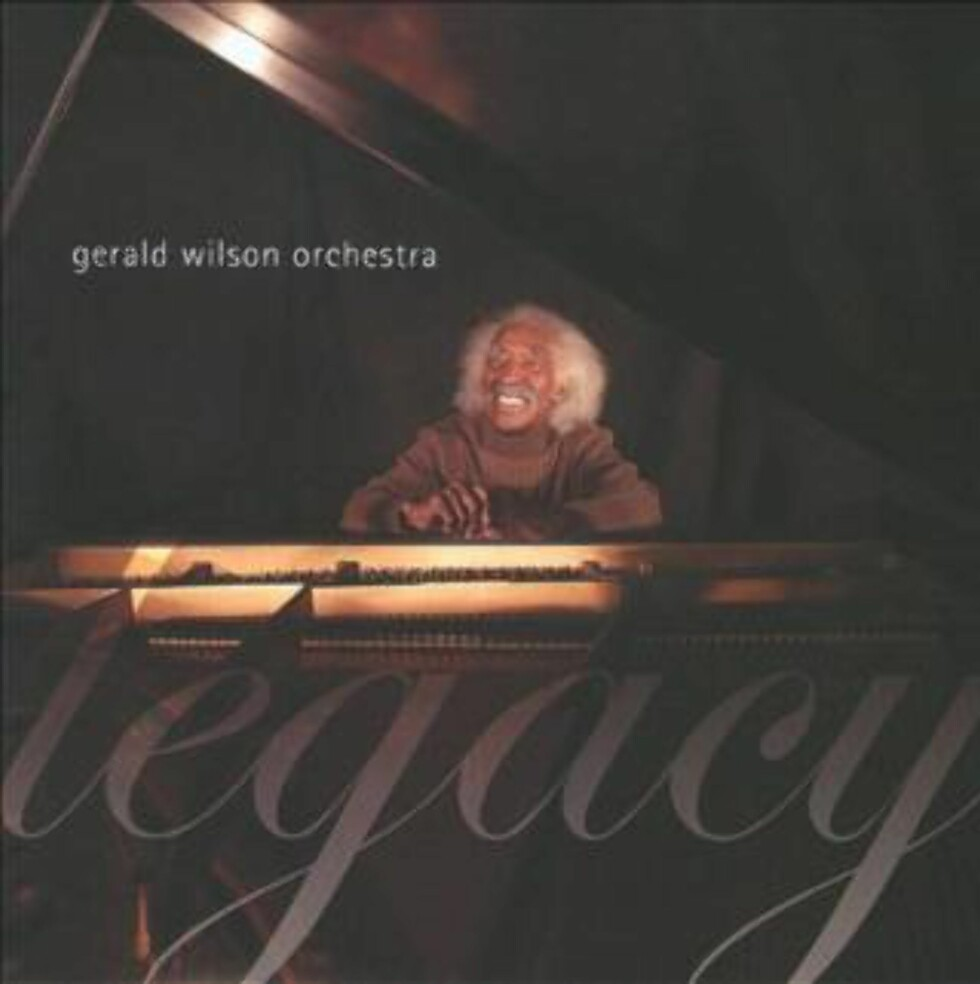 GERALD WILSON ORCHESTRA: Mer fra jazzens p.t. Grand old man.