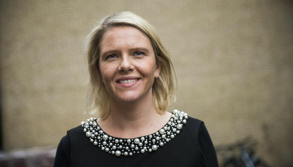 FÅR KRITIKK: Sylvi Listhaug (Frp) får kritikk fra UNHCR. Foto: Endre Vellene / Dagbladet Foto: Endre Vellene / Dagbladet