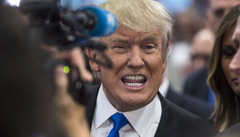 MISTET STØTTESPILLER: Republikaneren John Warner ga i dag sin støtte til Hillary Clinton. Foto: Øistein Norum Monsen / Dagbladet