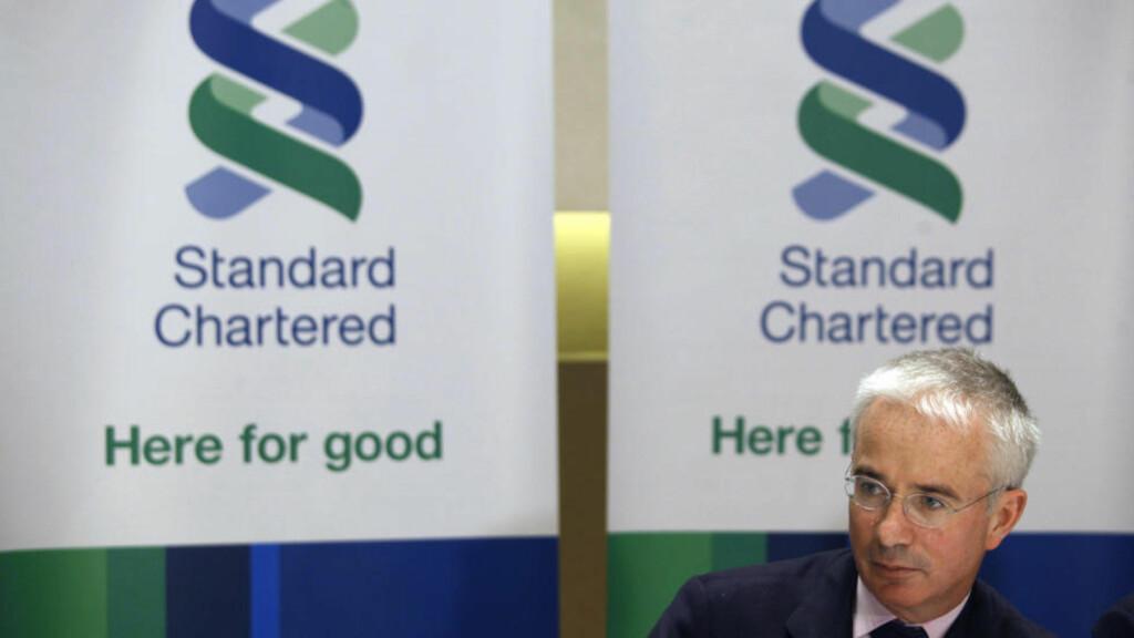 OPPFORDRING: Chartered Group-sjef Peter Sands ba allerede i fjor Liverpool om å handle inn en asiatisk stjerne. Nå gjentar han bønnen. Foto: REUTERS/Bobby Yip