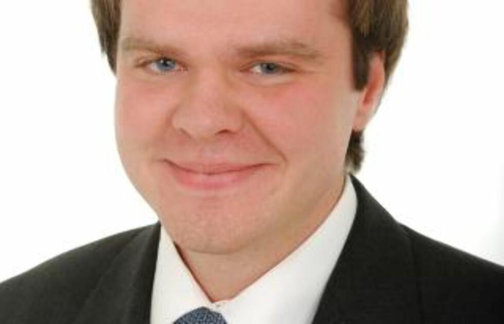 - FRISKT: FPU-formann Ove Vanebo.