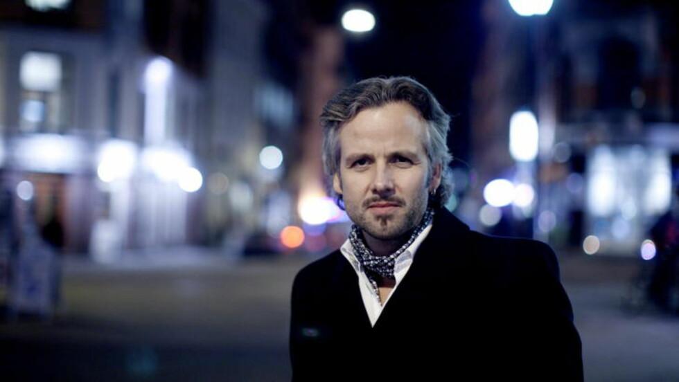 -DRITTSLENGING: Ari Behn synes det var helt greit å ringe opp Erik Lundesgaard for å fortelle ham hva han mente om kronikken. Foto: Kyrre Lien / Scanpix