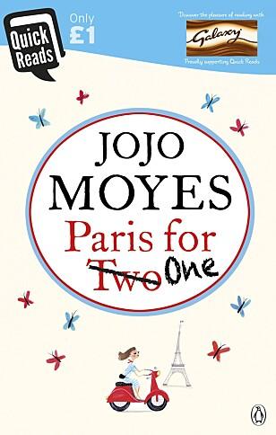 BILLIG: Denne utgaven av Moyes bok koster ett britisk pund og har 96 sider tekst. Foto: Amazon.