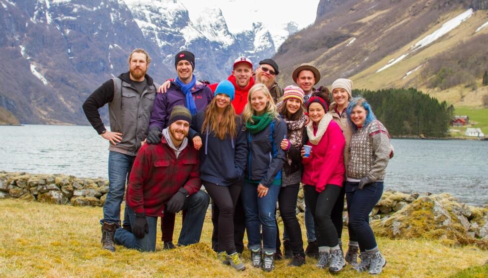 NORSK KONSEPT: «Alt for Norge» har lenge vært en populær tv-serie i Norge. Også våre svenske naboer har omfavnet konseptet, og nå er «Allt för Sverige» nominert til Emmy. Foto: TV Norge