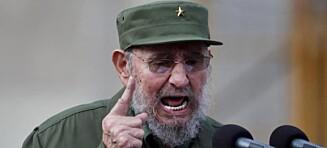 Fidel Castro går av etter nesten 50 år som leder
