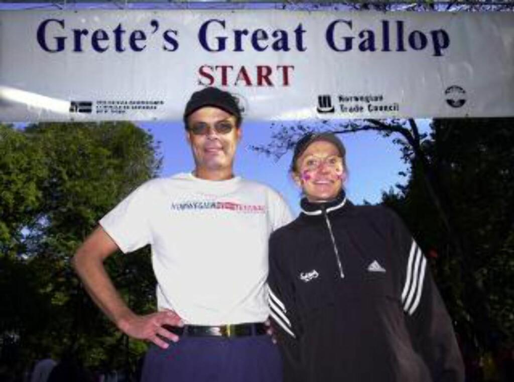 HAR FÅTT EGNE LØP: Grete Waitz har fått flere løp opprettet i sitt navn i New York. Foto:     AFP/HENNY RAY ABRAMS/hra/rg/kr